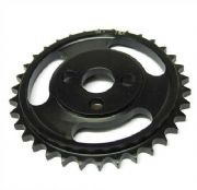 Steel cam sprocket: pre-X/Flow, X/Flow & Lotus Twin Cam
